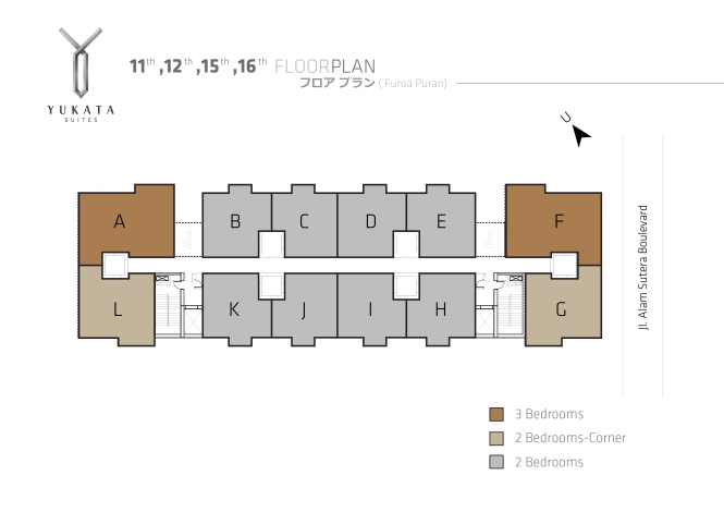 11-16th YUKATA's Floor Plan