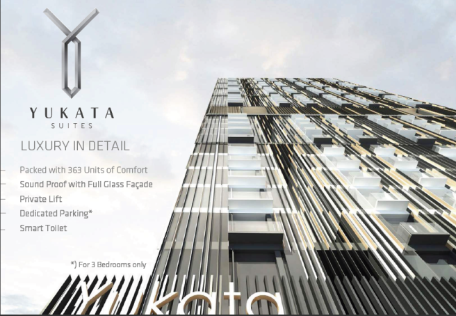 Apartement Yukata
